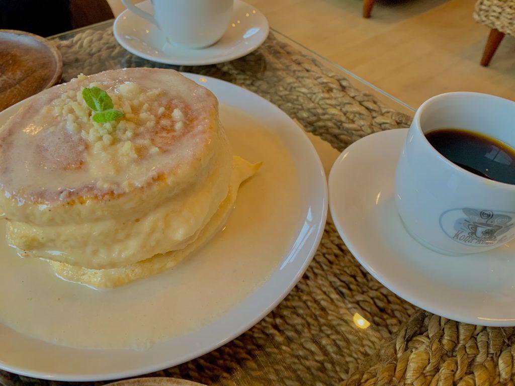 至福の時間@コナ・コナ・カフェ