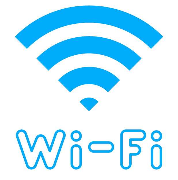 WiFi APを各部屋に設置いたしました